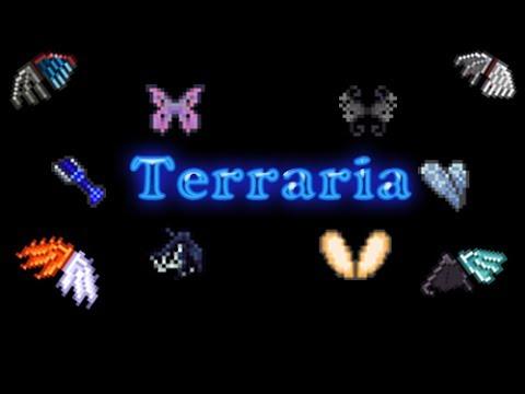 видео: terraria - Крылья