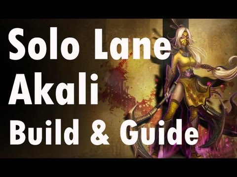 Akali Build Guides :: League of Legends Strategy Builds