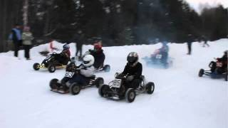Открытый Зимний Кубок по картингу