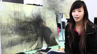 Clique artist Jennifer Hansen