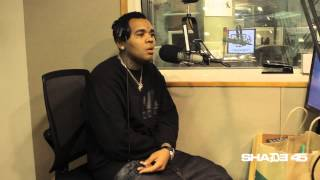 KEVIN GATES vs DJ WHOO KID on the WHOOLYWOOD SHUFFLE on SHADE 45