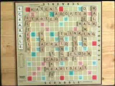 Kalan Porter - Hurray (I'm Bringing Scrabble Back)
