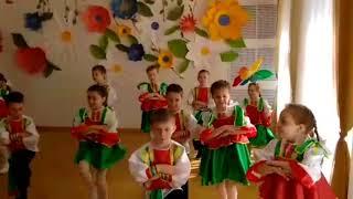 Танец Кадриль Фестиваль Маленькие звездочки 2018