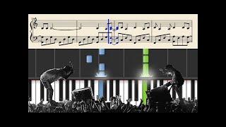 Скачать Twenty One Pilots Trees Emotional Roadshow Live Version Piano Tutorial SHEETS