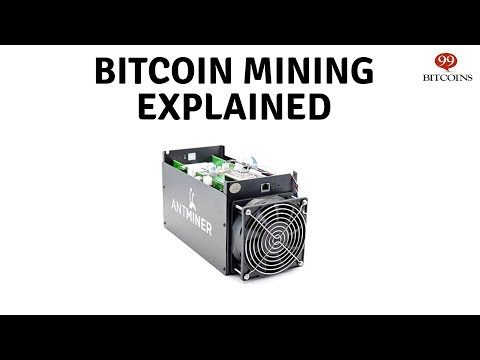 Bitcoin Mining And The Blockchain Explained