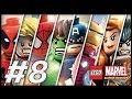 Zagrajmy w LEGO MARVEL Super Heroes odc. 8 X-Men