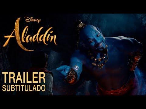 ALADDÍN (2019) - Estreno - Un nuevo clásico de Disney en carne y hueso