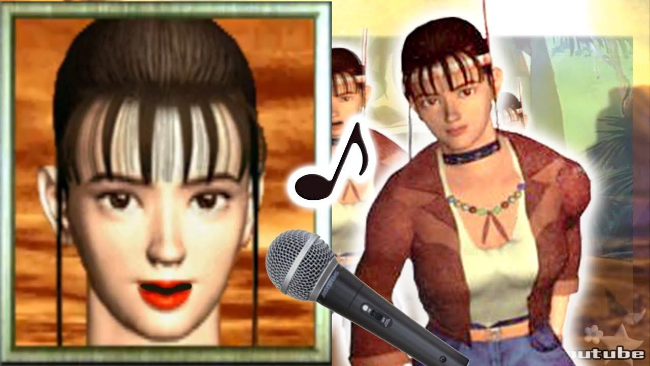 michelle chang sings her theme song (tekken 2 meme) - youtube