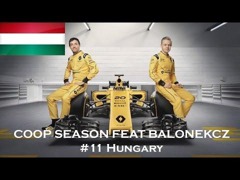 #11 F1 2016 Coop Season: Hungary