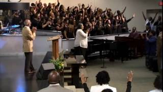 """""""We Offer Praise"""" United Voices Choir w/ Anthony Brown"""
