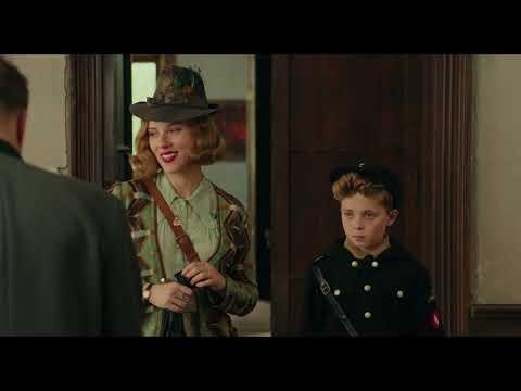 JOJO RABBIT | Clip Frau Betzler | In cinemas now