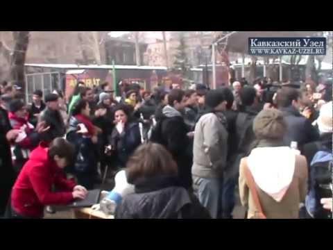 Гражданский суд в Ереване