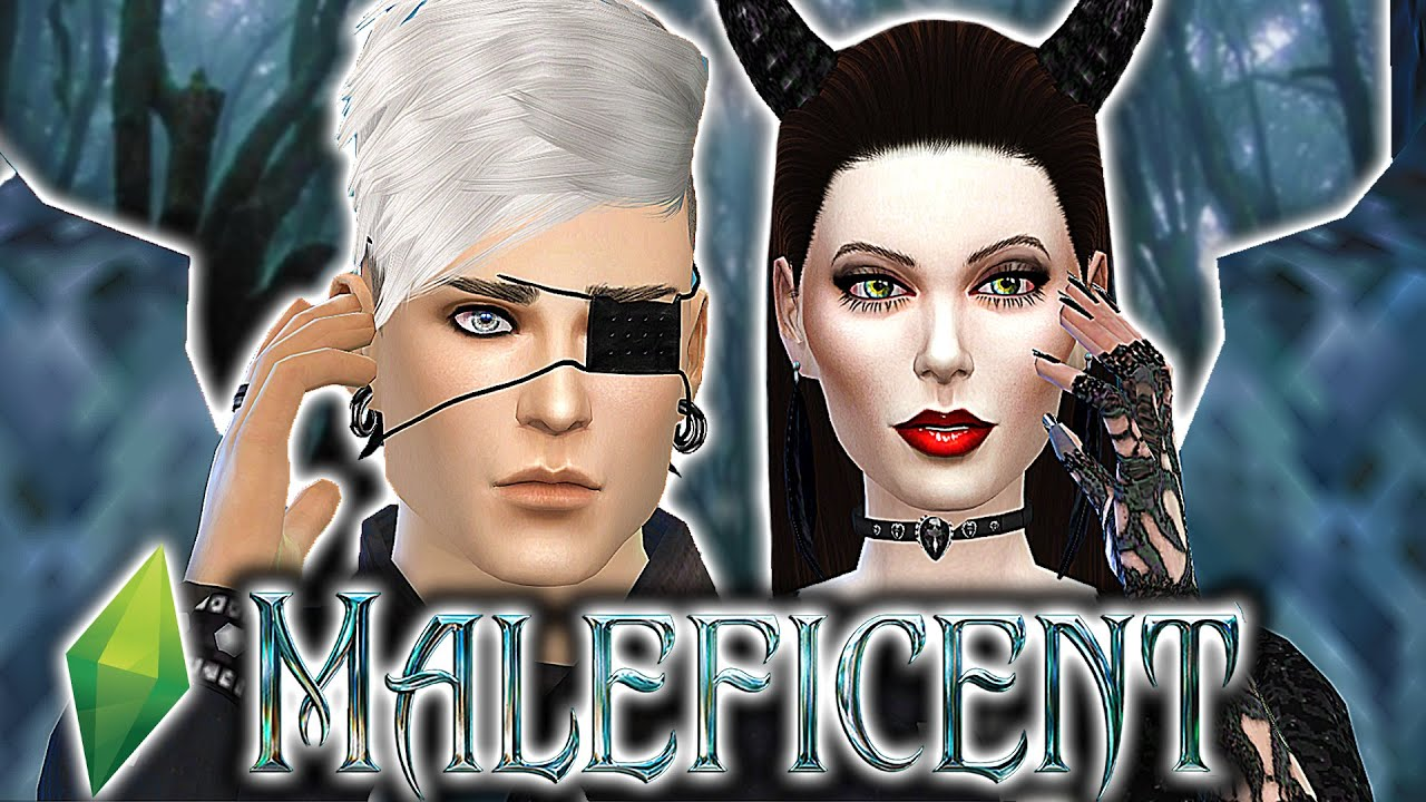 The Sims 4 Maleficent - Wedding with a Dark Angel! (Part 11) - YouTube