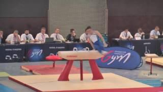 Finale France Gym GAM 18 ans Cognac 070517