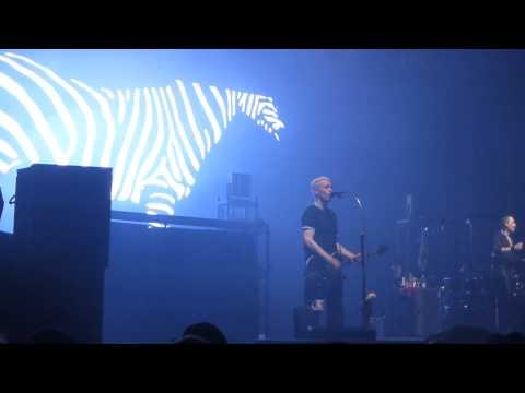 """Die Ärzte """"Motherfucker 666"""" Bielefeld Seidensticker Halle 4.November 2012 Comeback-Tour"""
