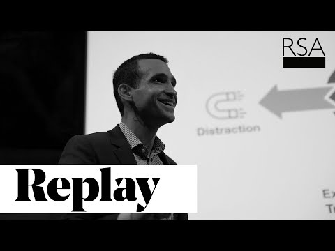 How to Control Your Attention and Choose Your Life | Nir Eyal | RSA Events
