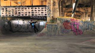Winter 2012 at FDR Skatepark with Sonny and Shreddie