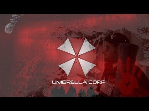 Umbrella Corp. Team - Logo