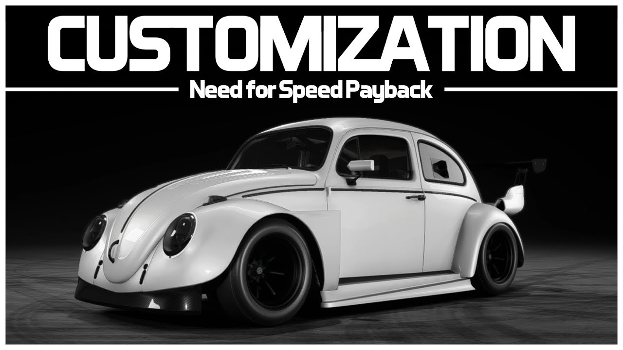 speed payback preview race super build customization volkswagen beetle youtube