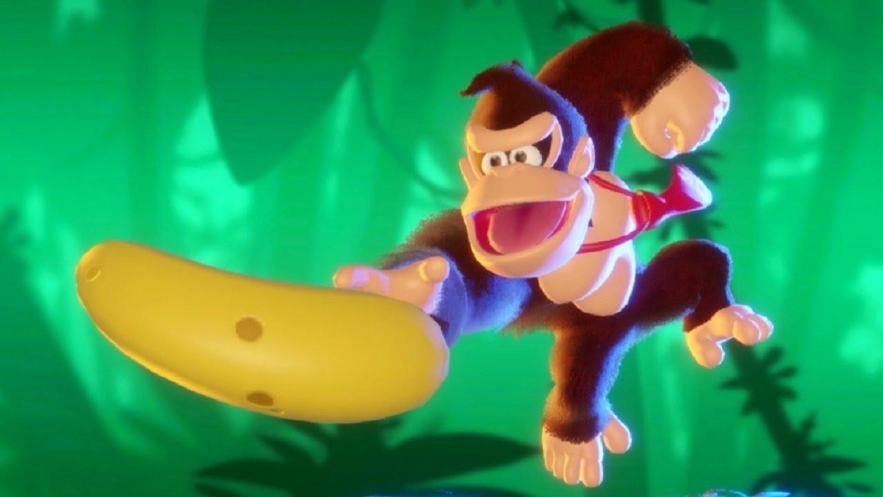 Mario + Rabbids - Donkey Kong Adventure DLC Walkthrough Part 13 - Dungeon Challenges