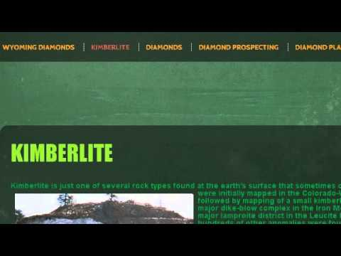 What Is A Kimberlite Pipe?