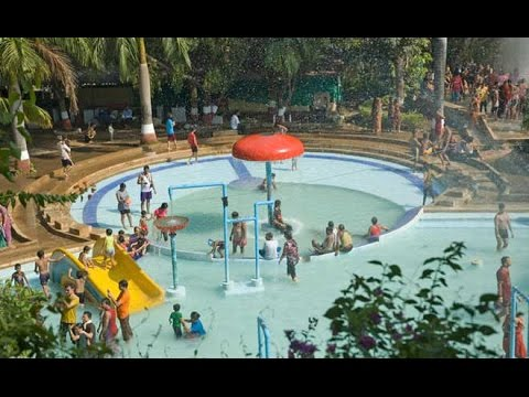 the great escape water park virar mumbai nv travel vlog youtube