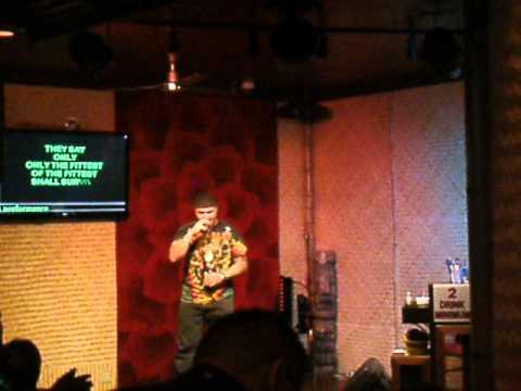 karaoke night at Aloha Kitchen with the JCHS alumni's