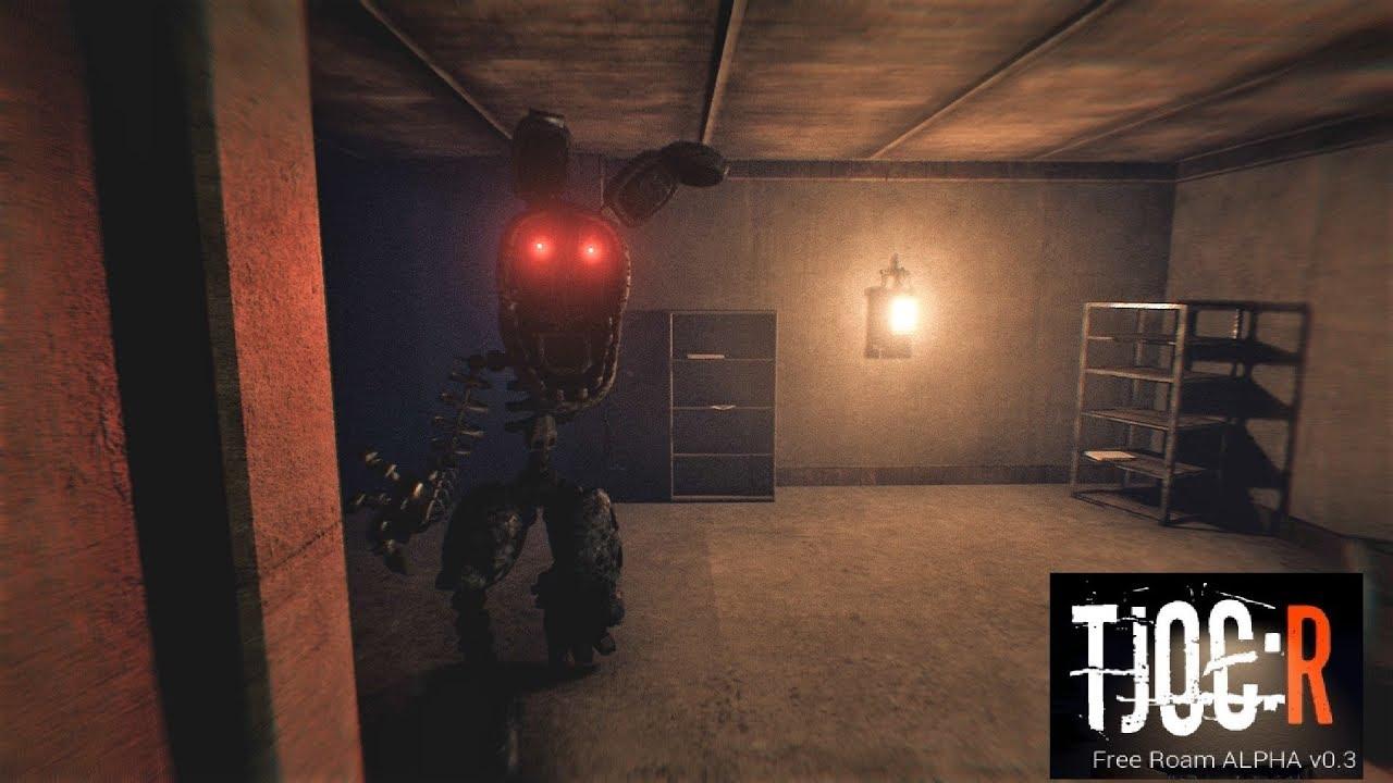 The Joy of Creation: Reborn [PC] Random Gameplay [1080p] (WARNING: Deaths Happens ON Purpose)