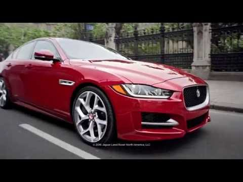 ALL NEW 2017 Jaguar XE | Jaguar Land Rover Newport Beach