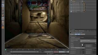 Уроки Cinema 4D: Проецирование камеры, 3D из фотографии