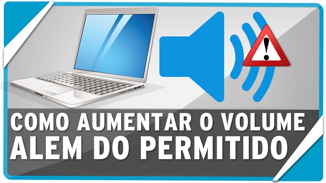 PC SOM O PARA EQUALIZADOR DO BAIXAR AUMENTAR