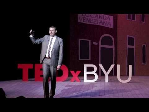 Pursue Your Passion: Jeff Sheets at TEDxBYU