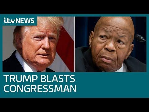 Donald Trump blasts
