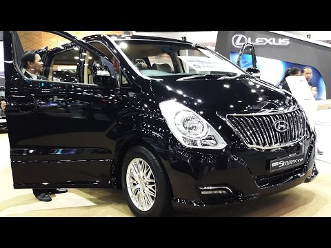 Hyundai Grand Starex VIP 2017