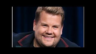 James Corden offered two-year Late Late Show deal worth £8 million