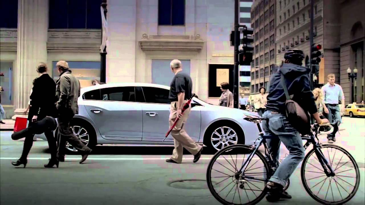 2011 buick lacrosse wisconsin - tv commercial - youtube