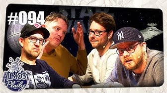 Star Wars Trivial Pursuit mit Stefan Titze, Eddy, Schröckert & Andi | Almost Plaily #94