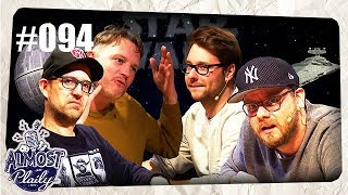 Star Wars Trivial Pursuit mit Stefan Titze, Eddy, Schröckert & Andi | Almost Plaily #94
