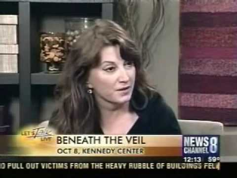 Actress and activist Mary Apick talks about her thought-provoking work, 'Beneath the Veil'.