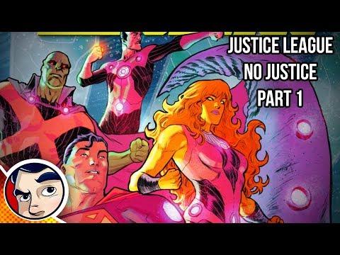 "Justice League No Justice ""DC Metal Broke The Universe"" - Rebirth Complete Story"