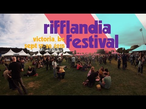 Rifflandia and Breakout West 2015