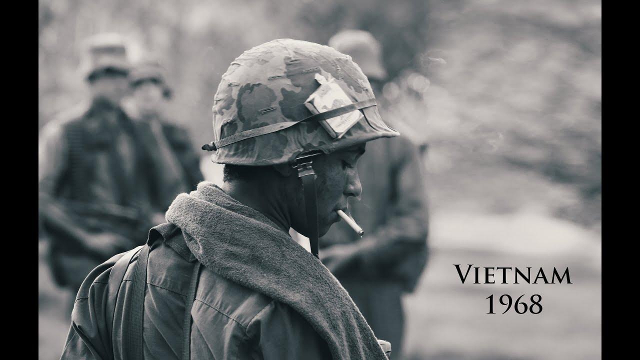 Vietnam 1968 - War Short Film