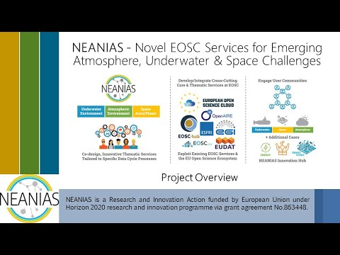 NEANIAS Project Overview