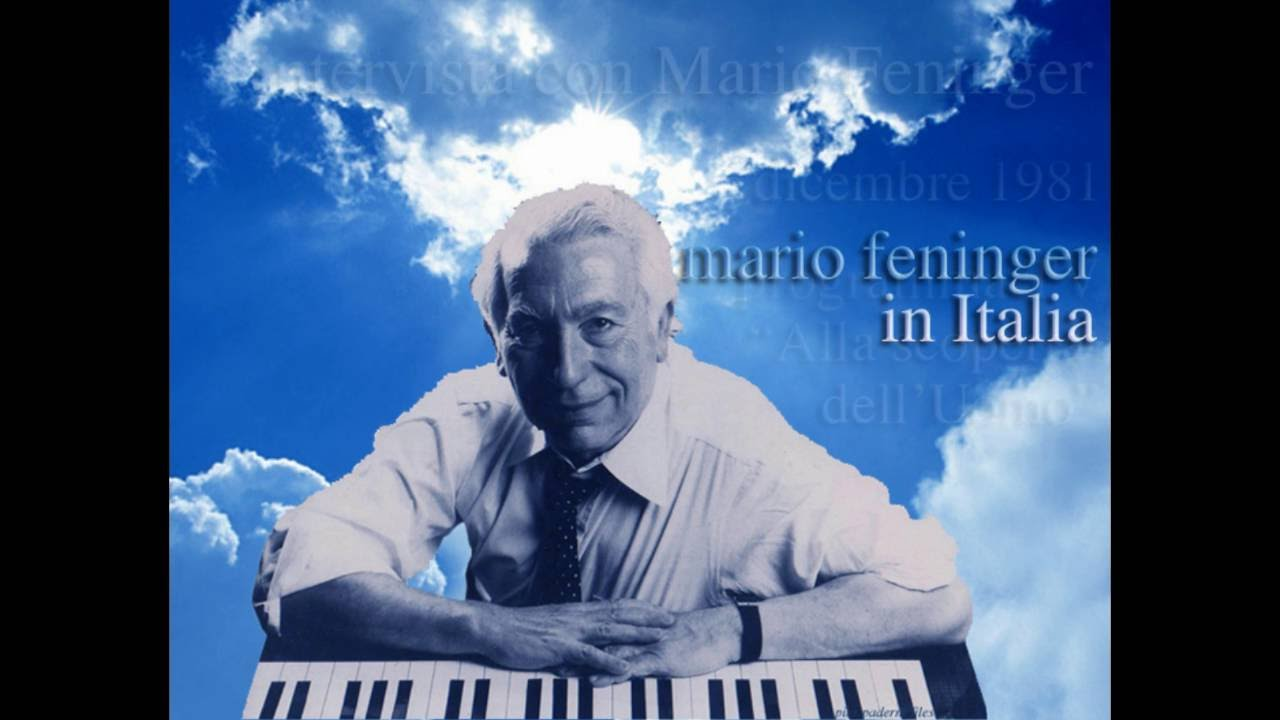 Intervista al pianista Mario Feninger (TV Monza Brianza , 1981 ...