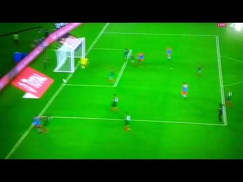 Gol RD Congo 1-0 Maroc/ África cup/ كأس إفريقيا كونغو الديمقراطية والمغرب