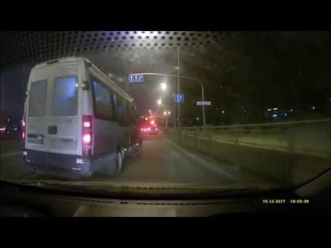 СПб Неадекват на маршрутке 424А Н553ВХ178