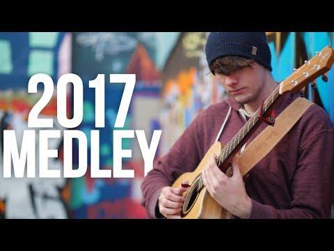 2017 Medley - Eddie van der Meer - Fingerstyle Guitar