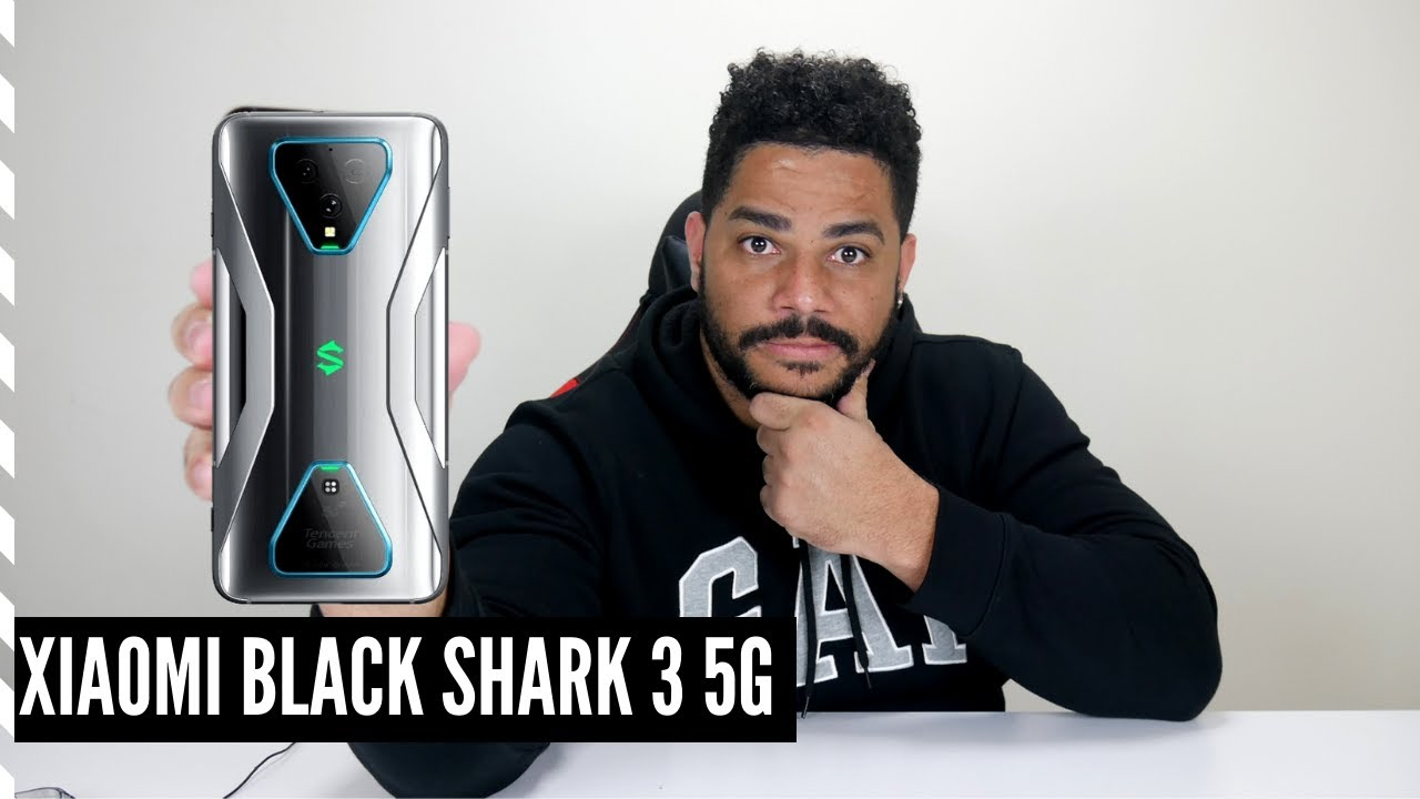 Black Shark 3 5G Review