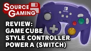 PowerA GameCube-style Controller (Switch) Review