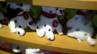 The Dalmatian Toys In The Disney Store
